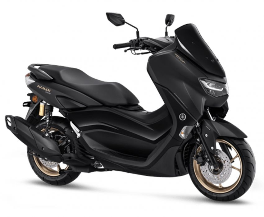 2020 Yamaha NMax updated and now in Indonesia Image #1055424