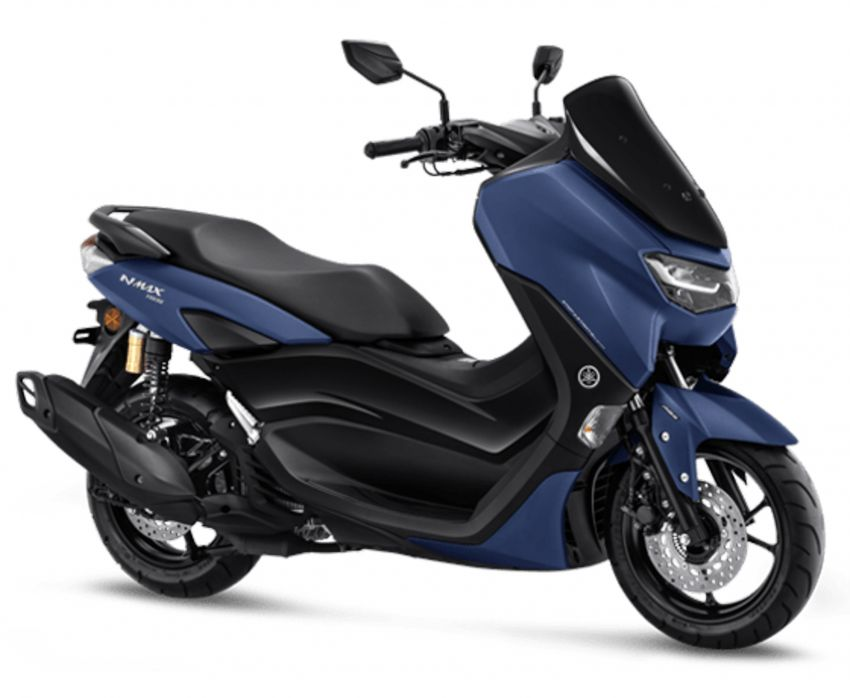 2020 Yamaha NMax updated and now in Indonesia Image #1055427