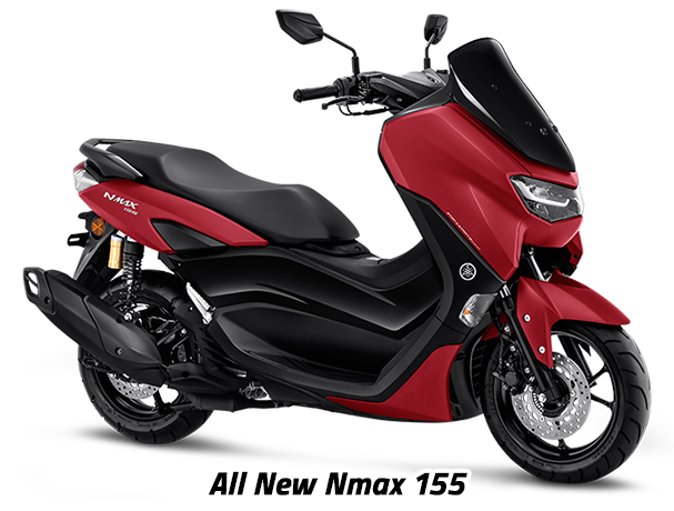 2020 Yamaha NMax updated and now in Indonesia Image #1055410
