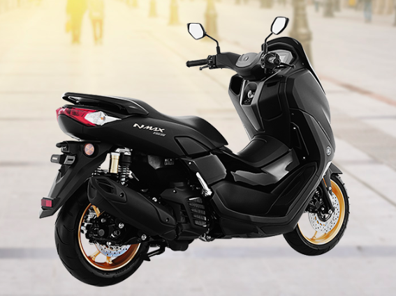 2020 Yamaha NMax updated and now in Indonesia Image #1055430