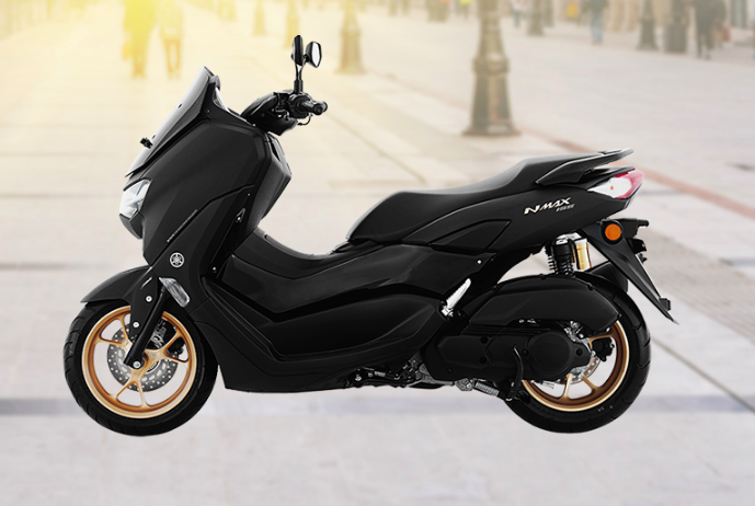 2020 Yamaha NMax updated and now in Indonesia Image #1055432