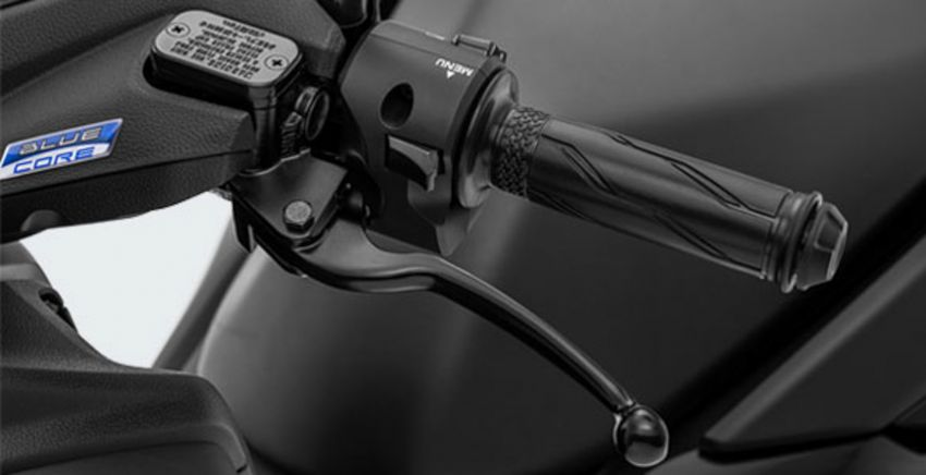 2020 Yamaha NMax updated and now in Indonesia Image #1055415