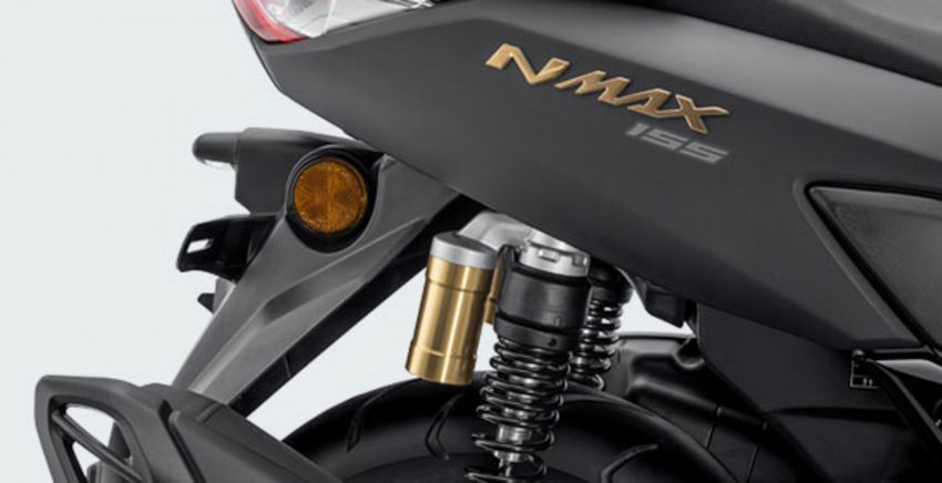 2020 Yamaha NMax updated and now in Indonesia Image #1055416