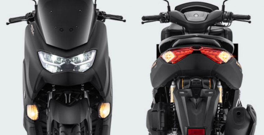 2020 Yamaha NMax updated and now in Indonesia Image #1055418