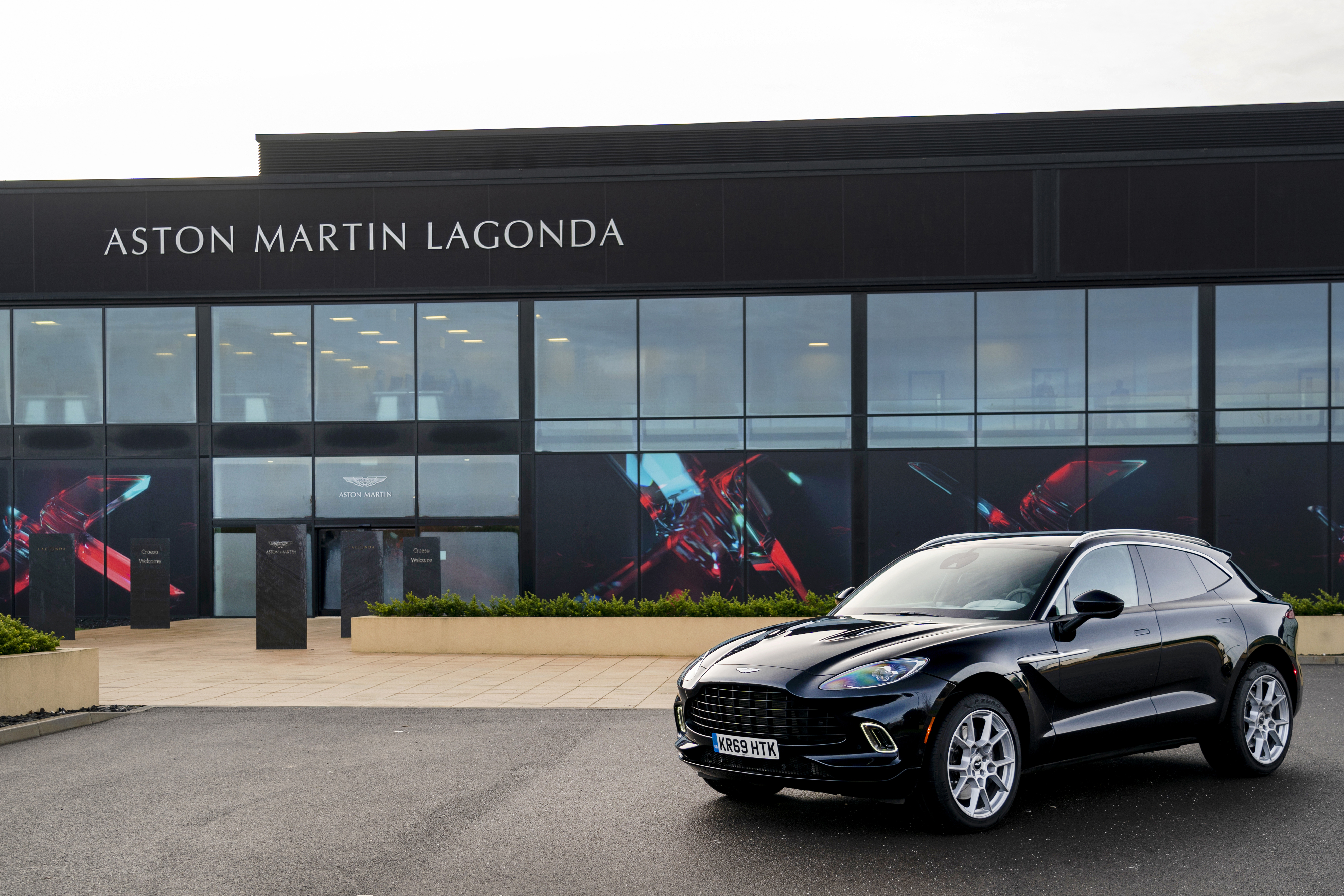 Aston Martin officially opens St Athan factory for DBX Image #1057356