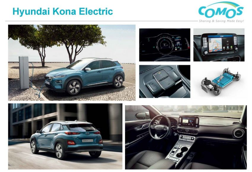 Hyundai Kona Electric coming to Malaysia – COMOS to offer 39 kWh, 64 kWh versions, from RM4.3k a month Image #1055544
