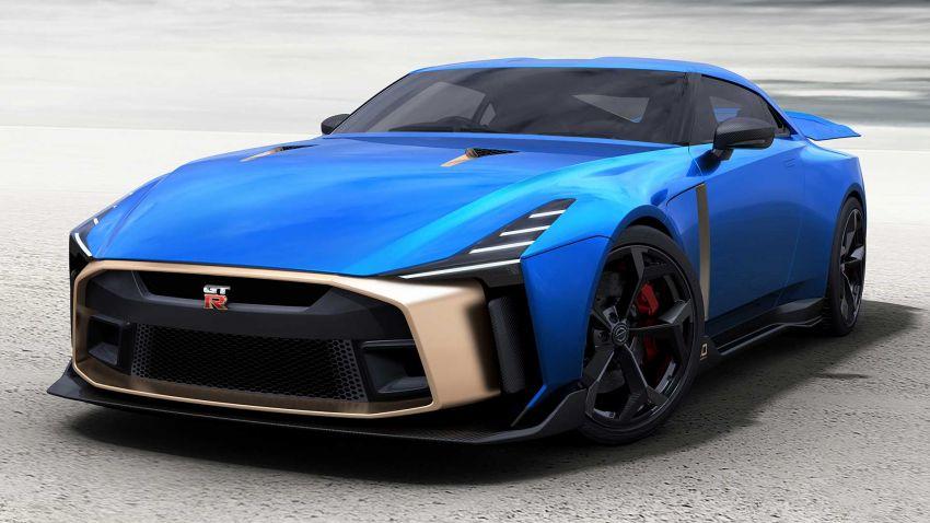 Nissan GT-R50 – produksi sah tahun depan, 720 PS! Image #1056703