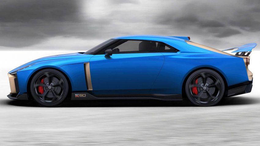Nissan GT-R50 – produksi sah tahun depan, 720 PS! Image #1056702