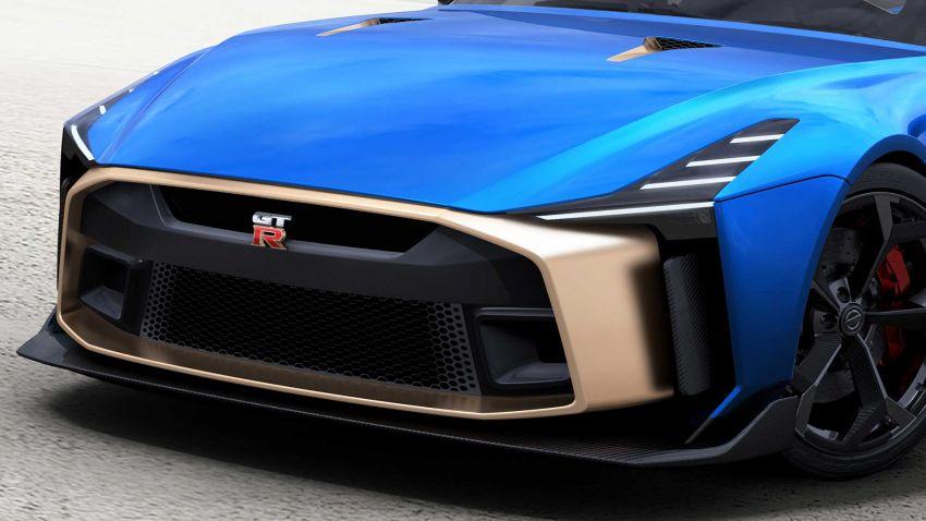 Nissan GT-R50 – produksi sah tahun depan, 720 PS! Image #1056700