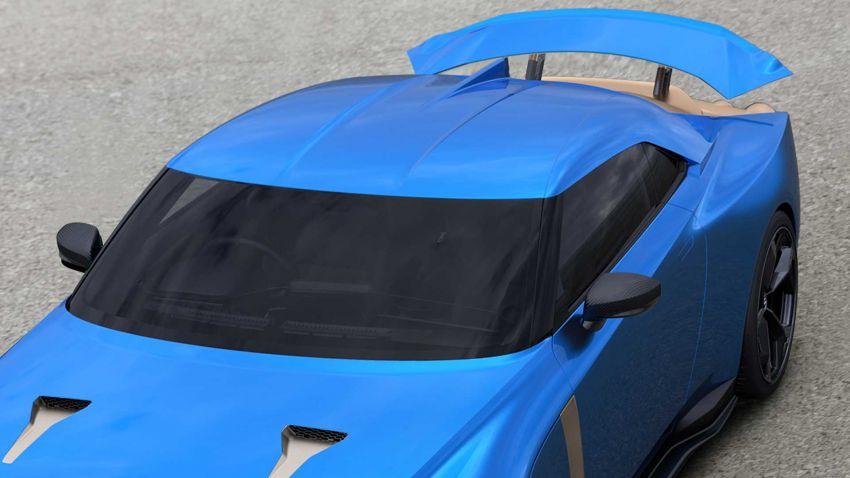 Nissan GT-R50 – produksi sah tahun depan, 720 PS! Image #1056699