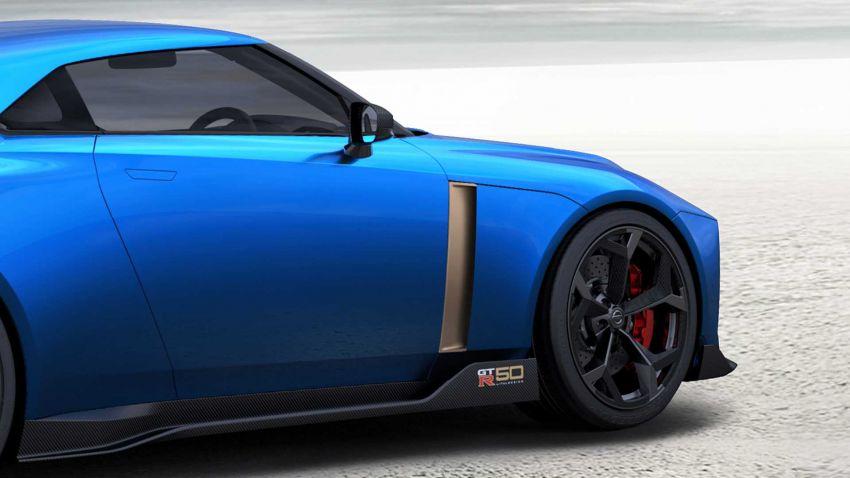 Nissan GT-R50 – produksi sah tahun depan, 720 PS! Image #1056698