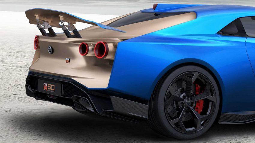 Nissan GT-R50 – produksi sah tahun depan, 720 PS! Image #1056697