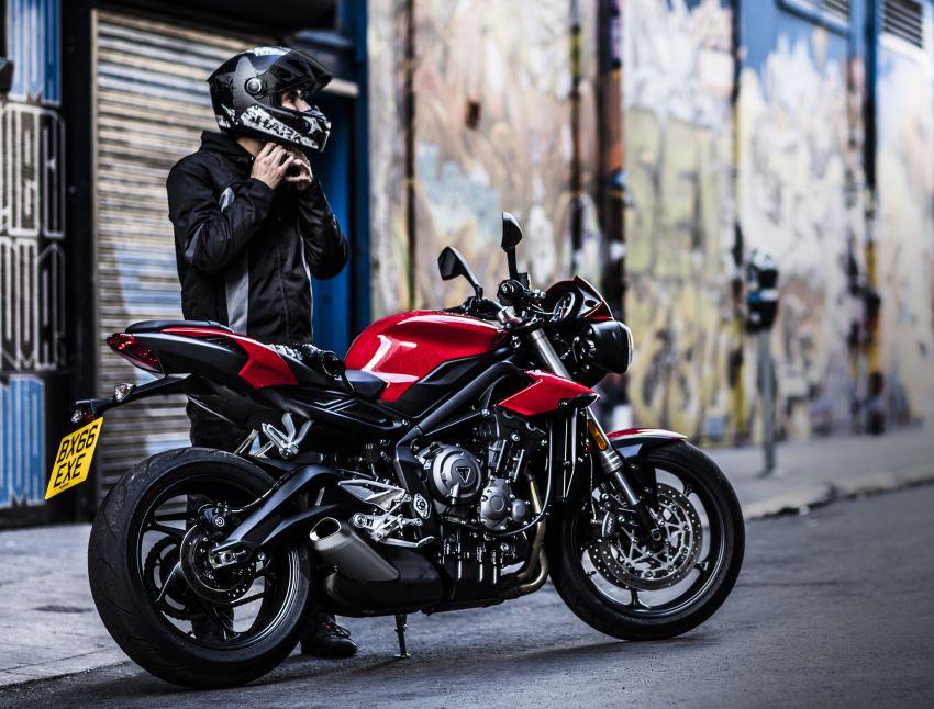2022 sees Triumph enter sub-750 cc market with Bajaj Image #1074130
