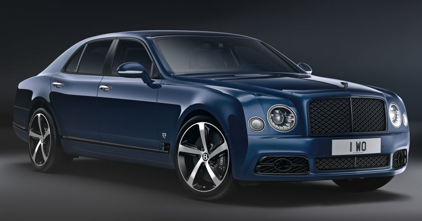 Bentley Mulsanne 6.75 Edition by Mulliner – 30 units! Image #1070197