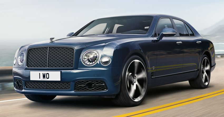 Bentley Mulsanne 6.75 Edition by Mulliner – 30 units! Image #1070198