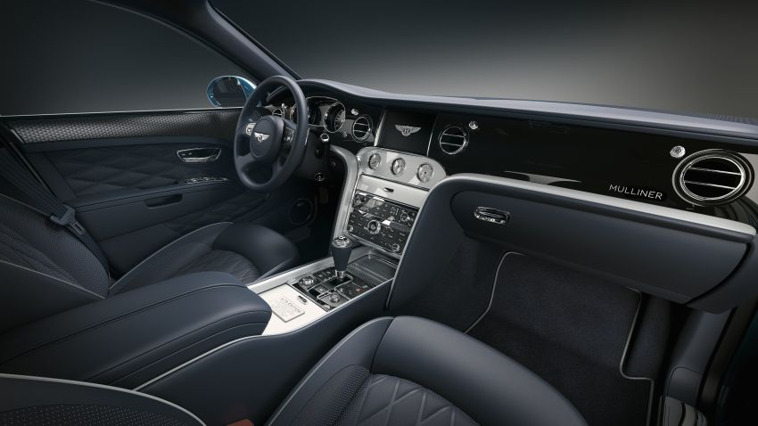 Bentley Mulsanne 6.75 Edition by Mulliner – 30 units! Image #1070201
