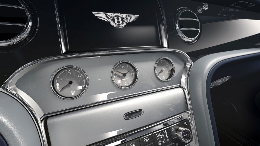 Bentley Mulsanne 6.75 Edition by Mulliner – 30 units! Image #1070190