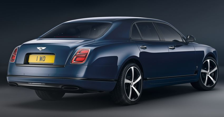 Bentley Mulsanne 6.75 Edition by Mulliner – 30 units! Image #1070192