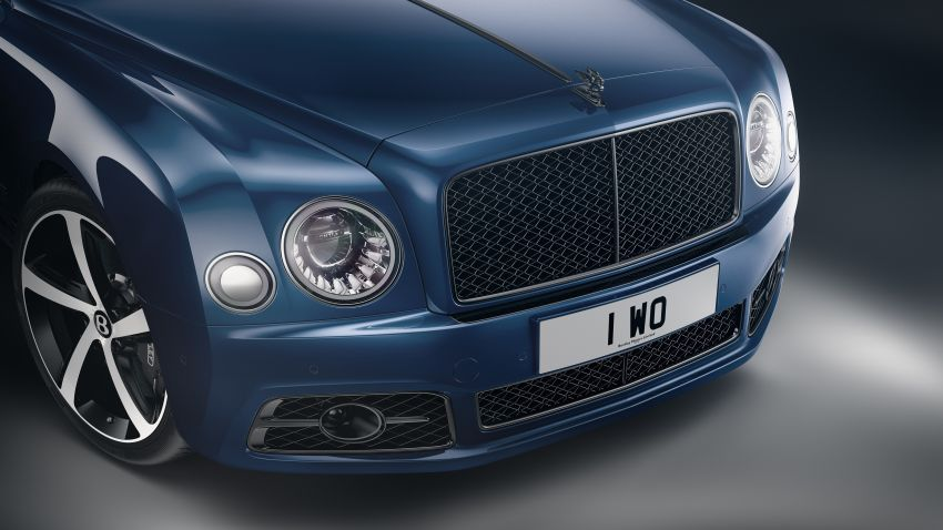 Bentley Mulsanne 6.75 Edition by Mulliner – 30 units! Image #1070195