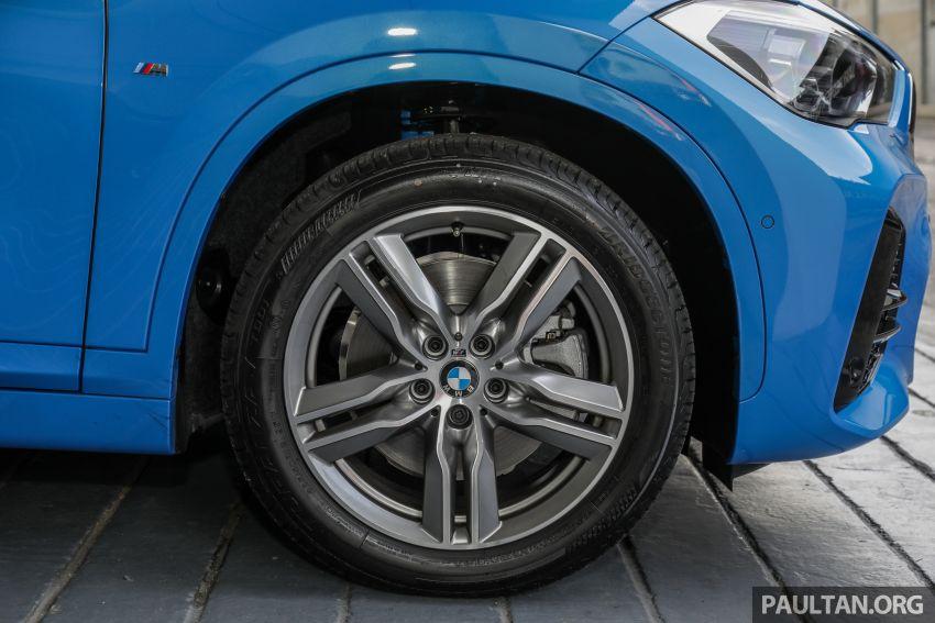 GALLERY: F48 BMW X1 LCI sDrive20i M Sport, RM234k Image #1069598