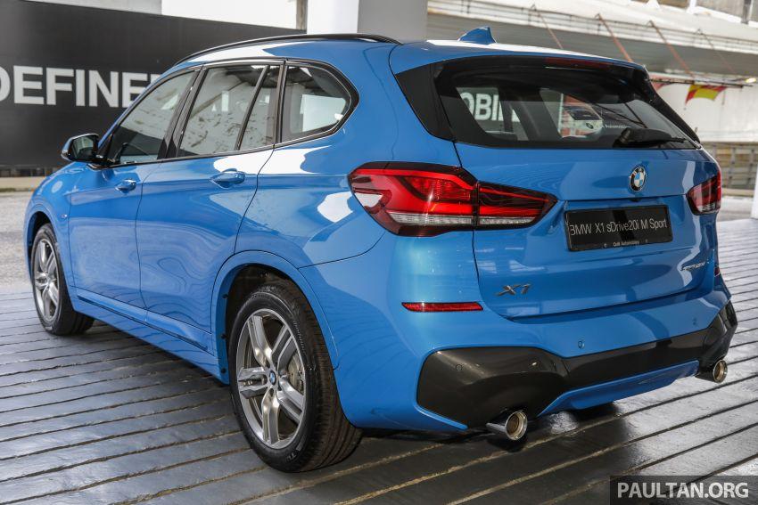 GALLERY: F48 BMW X1 LCI sDrive20i M Sport, RM234k Image #1069582