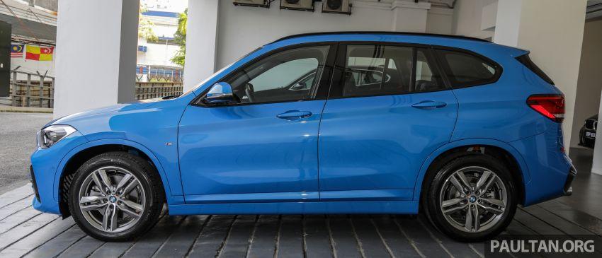 GALLERY: F48 BMW X1 LCI sDrive20i M Sport, RM234k Image #1069583