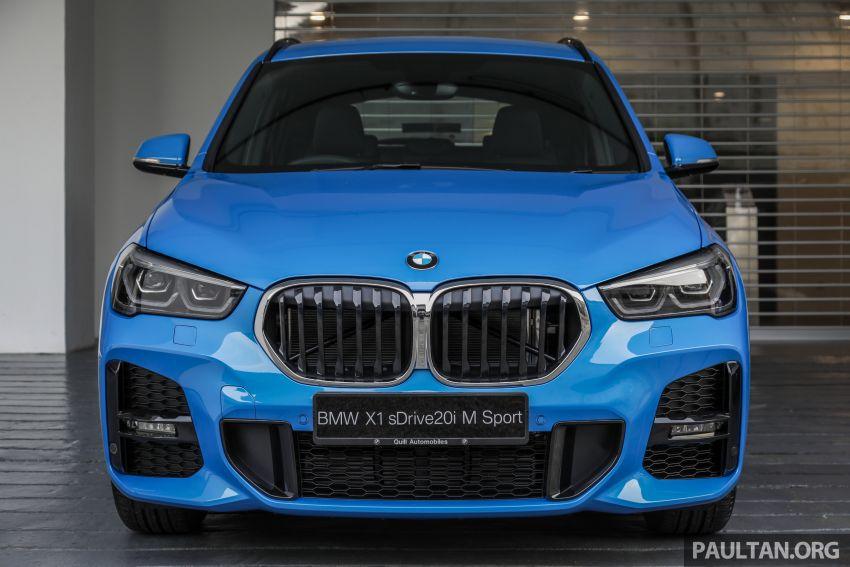 GALLERY: F48 BMW X1 LCI sDrive20i M Sport, RM234k Image #1069584