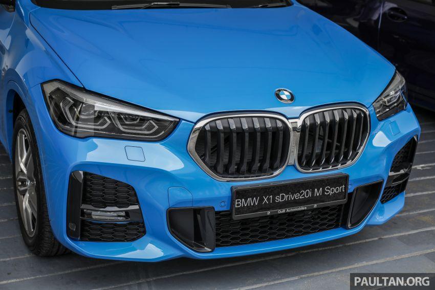 GALLERY: F48 BMW X1 LCI sDrive20i M Sport, RM234k Image #1069586