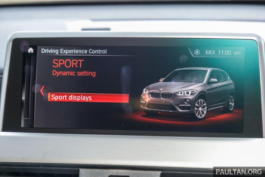 GALLERY: F48 BMW X1 LCI sDrive20i M Sport, RM234k Image #1069635