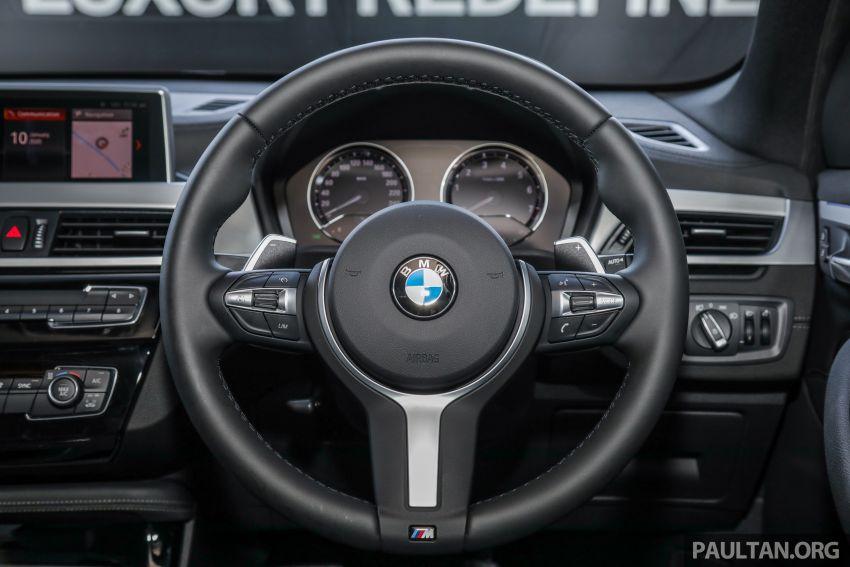 GALLERY: F48 BMW X1 LCI sDrive20i M Sport, RM234k Image #1069614