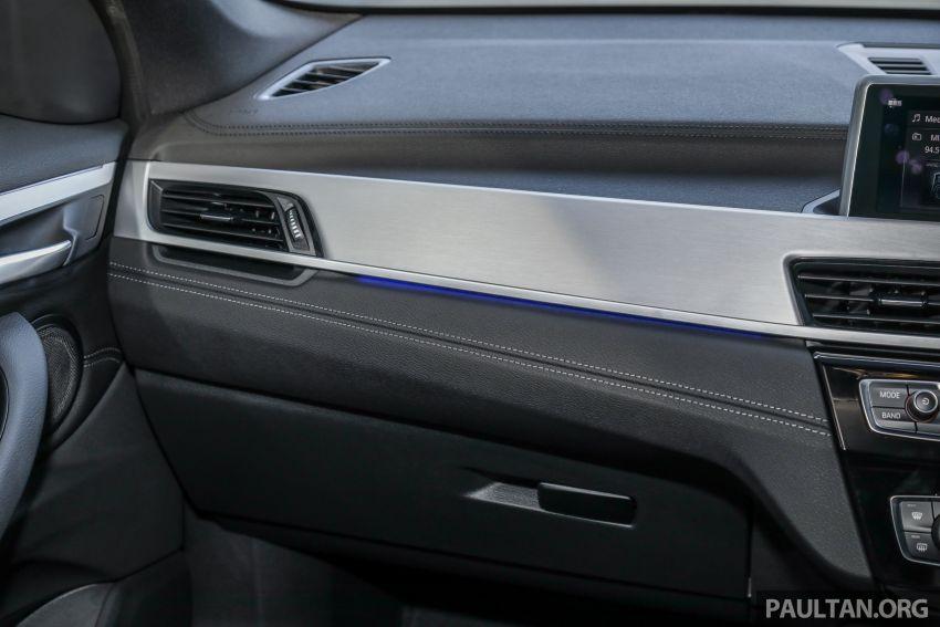 GALLERY: F48 BMW X1 LCI sDrive20i M Sport, RM234k Image #1069642