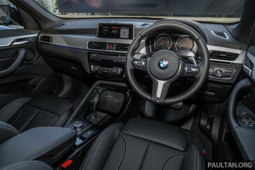 GALLERY: F48 BMW X1 LCI sDrive20i M Sport, RM234k Image #1069647