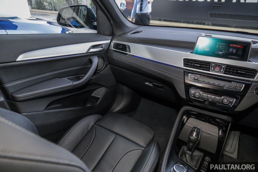 GALLERY: F48 BMW X1 LCI sDrive20i M Sport, RM234k Image #1069649