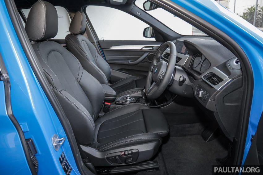 GALLERY: F48 BMW X1 LCI sDrive20i M Sport, RM234k Image #1069650