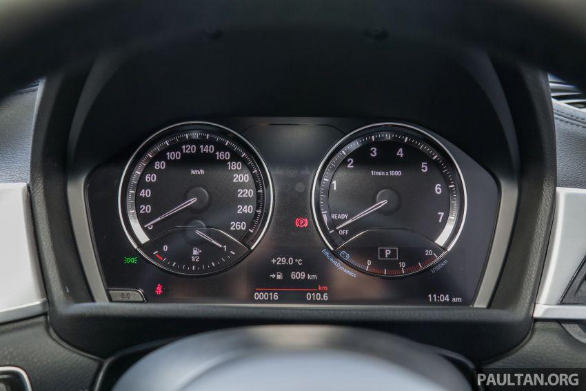 GALLERY: F48 BMW X1 LCI sDrive20i M Sport, RM234k Image #1069615