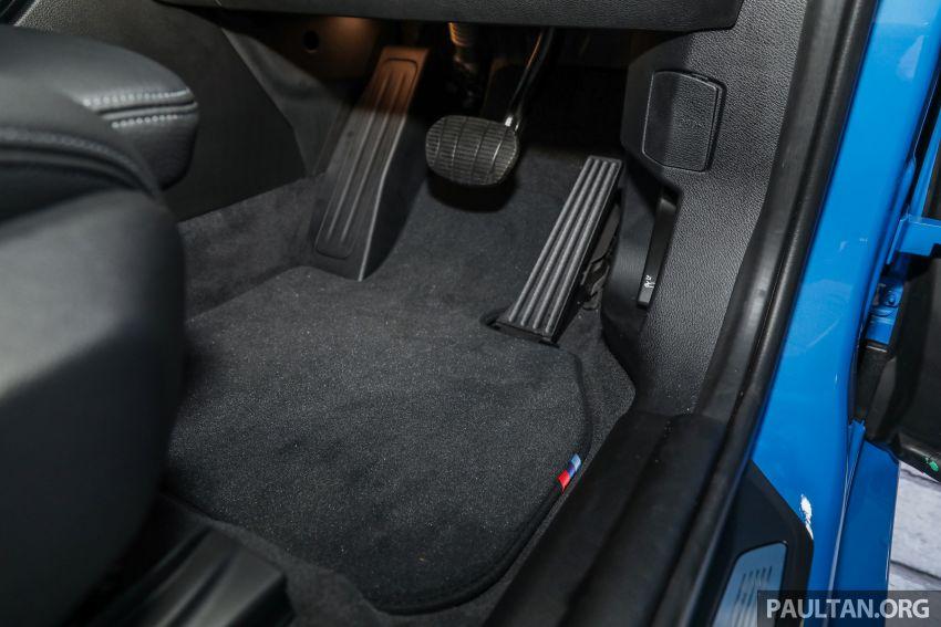 GALLERY: F48 BMW X1 LCI sDrive20i M Sport, RM234k Image #1069654