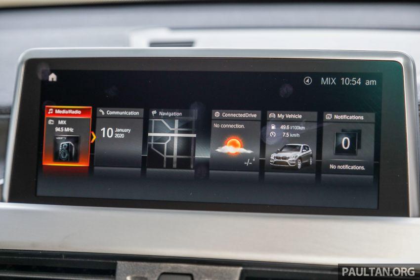 GALLERY: F48 BMW X1 LCI sDrive20i M Sport, RM234k Image #1069619