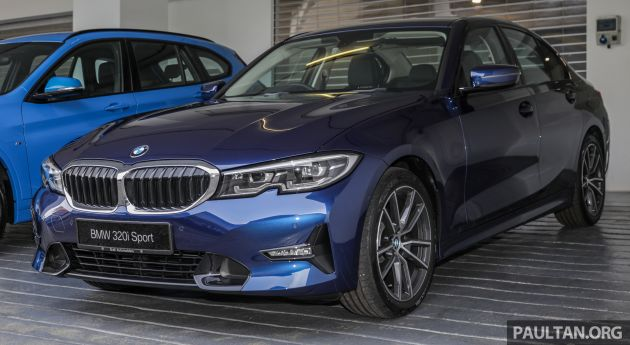 G20 Bmw 330i M Sport And 320i Sport Prices Increased To Rm294k And Rm249k 330i Now Comes With Aeb Paultan Org