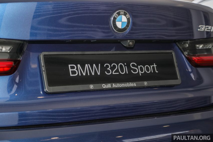 GALLERY: 2020 G20 BMW 320i Sport – RM243,800 Image #1067699