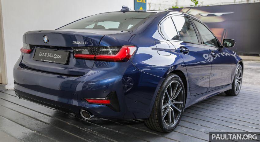 GALLERY: 2020 G20 BMW 320i Sport – RM243,800 Image #1067668