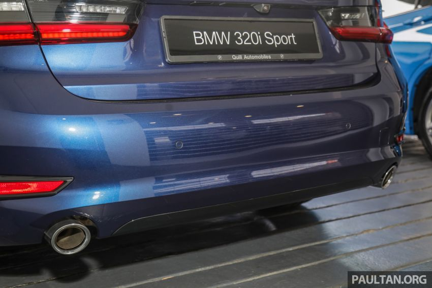 GALLERY: 2020 G20 BMW 320i Sport – RM243,800 Image #1067701