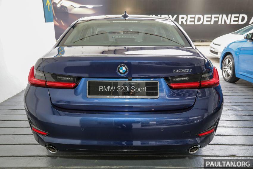 GALLERY: 2020 G20 BMW 320i Sport – RM243,800 Image #1067672
