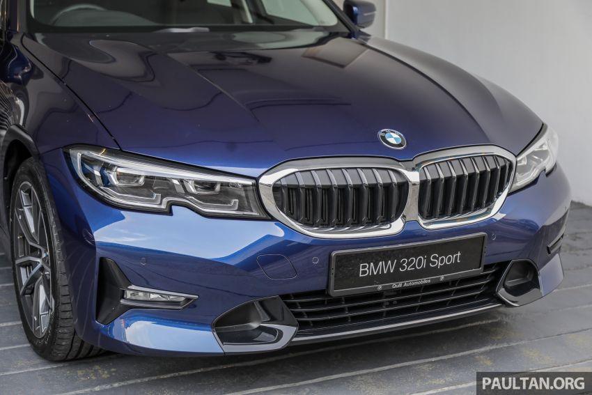 GALLERY: 2020 G20 BMW 320i Sport – RM243,800 Image #1067673
