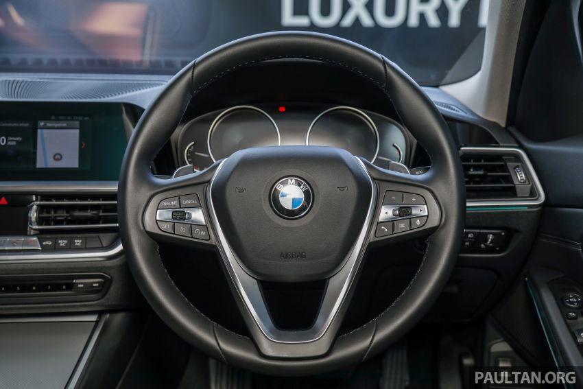 GALLERY: 2020 G20 BMW 320i Sport – RM243,800 Image #1067707