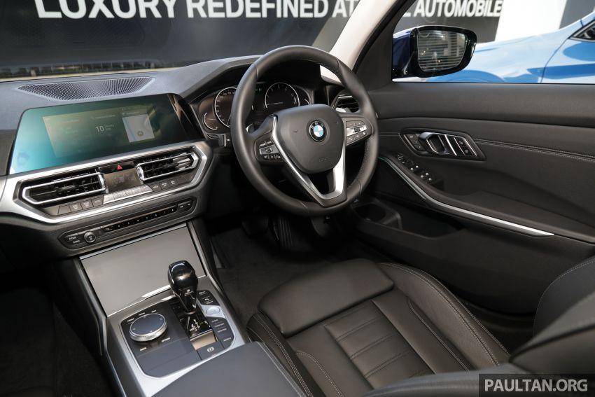 GALLERY: 2020 G20 BMW 320i Sport – RM243,800 Image #1067743