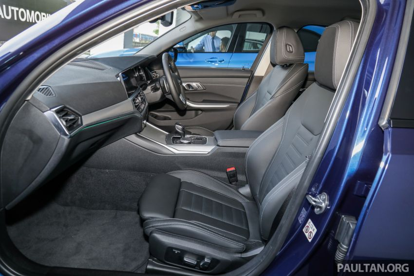 GALLERY: 2020 G20 BMW 320i Sport – RM243,800 Image #1067747