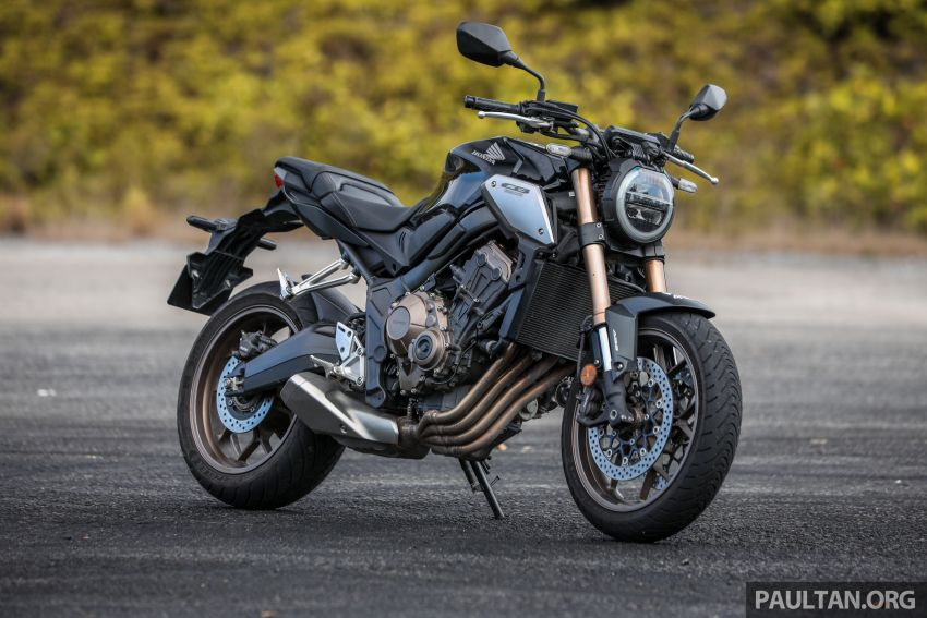 REVIEW: 2019 Honda CBR650R and CB650R – inline-four middleweights for every rider, from RM43,999 Image #1071204