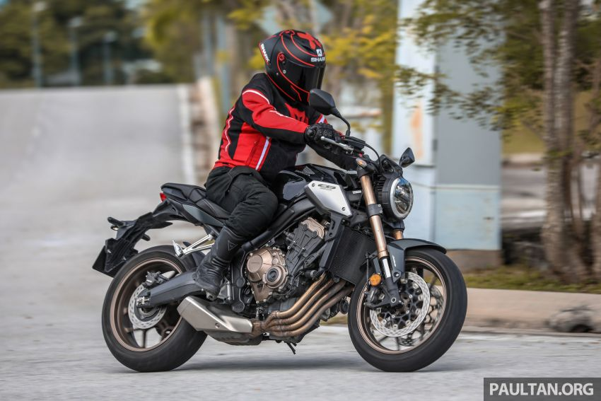 REVIEW: 2019 Honda CBR650R and CB650R – inline-four middleweights for every rider, from RM43,999 Image #1071228