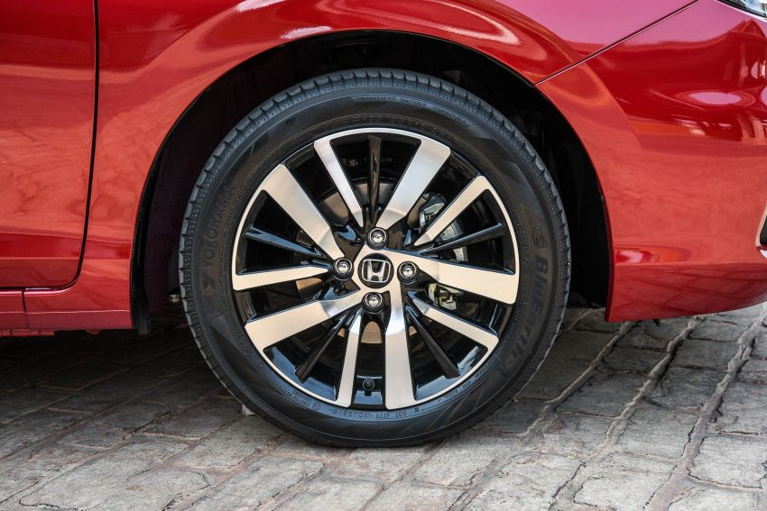 GALLERY: 2020 Honda City 1.0L Turbo RS in Thailand Image #1074492