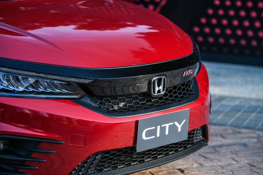 GALLERY: 2020 Honda City 1.0L Turbo RS in Thailand Image #1074502